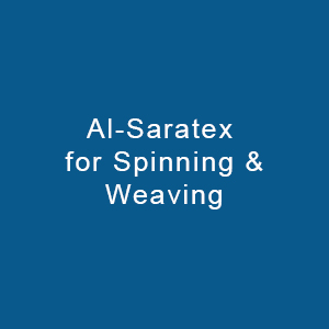 Al Saratex For Spinning & Weaving