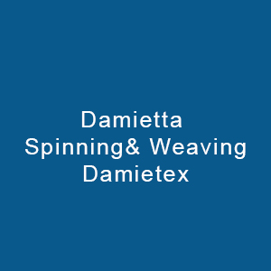 Damietta Spinning & Weaving