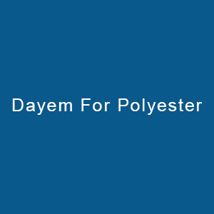 Dayem For Polyester