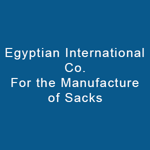 Egyptian International Co. For The Manufacture Of Sacks & Animal Feed