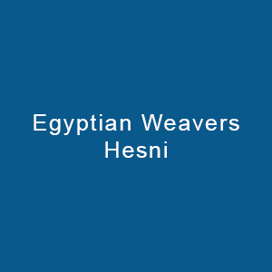 Egyptian Weavers – Hesni-logo