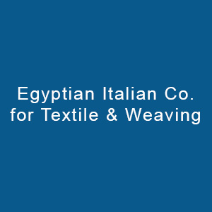 Egyptian Italian Co. For Textile & Weaving