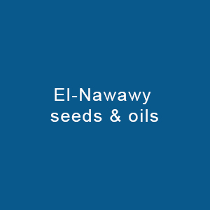 El Nawawy Seeds & Oils