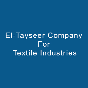 El Tayseer Company For Textile Industries