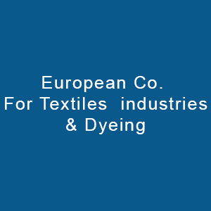 European Co. For Textiles Industries & Dyeing-logo