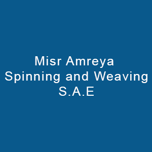 Misr Amreya Spinning And Weaving S.a.e