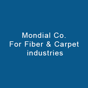 Mondial Co. For Fiber & Carpet Industries-logo